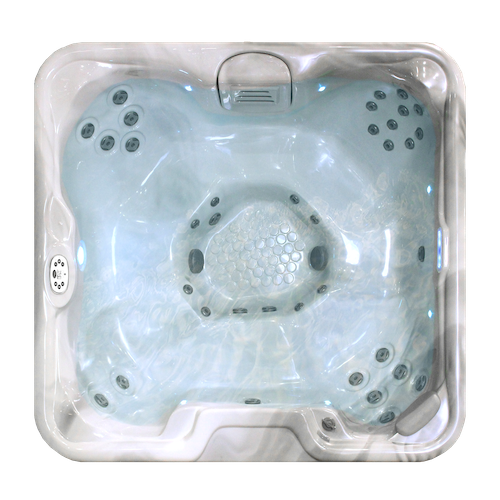 The Beacon 5 seat Hot Tub From Just Hot Tubs