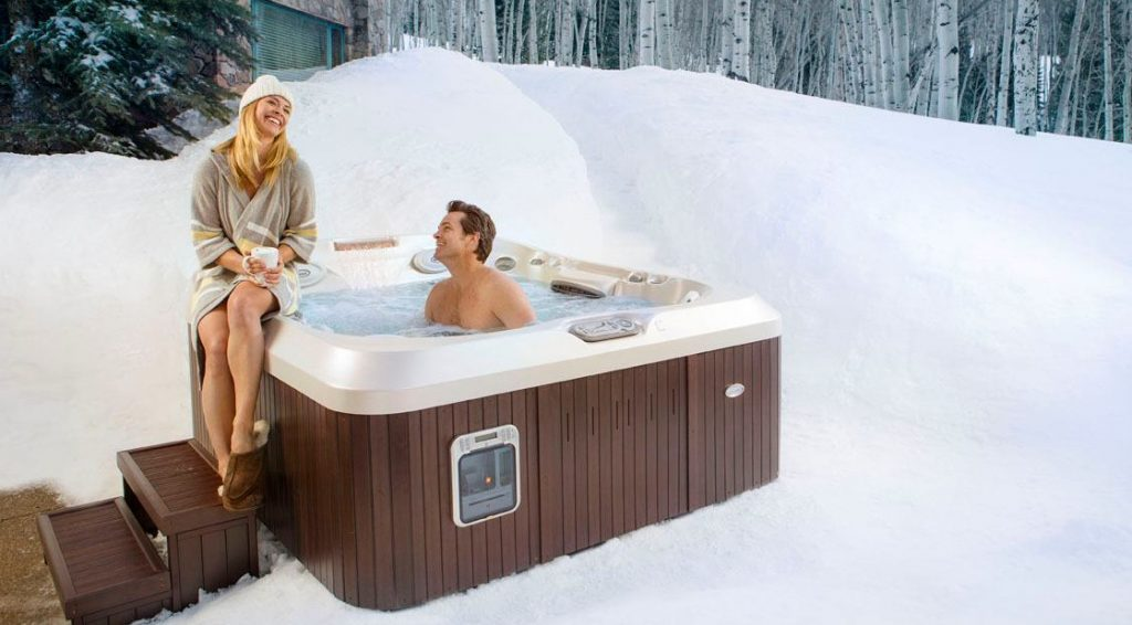 What Temperature Should a Hot Tub Be? - Just Hot Tubs