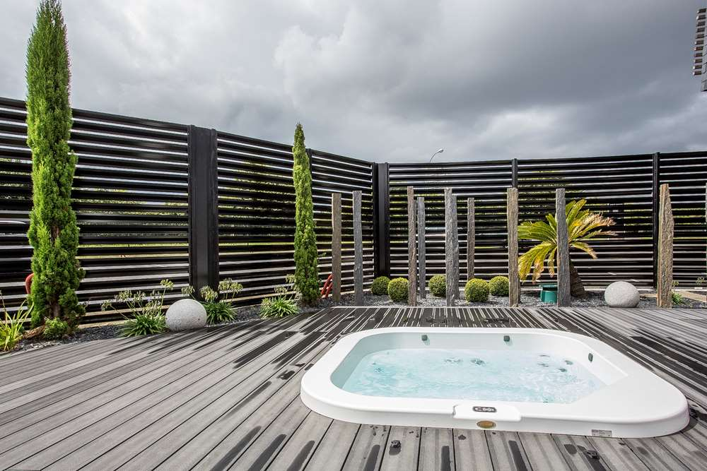 7 Hot Tub Privacy Screen Ideas Just Hot Tubs