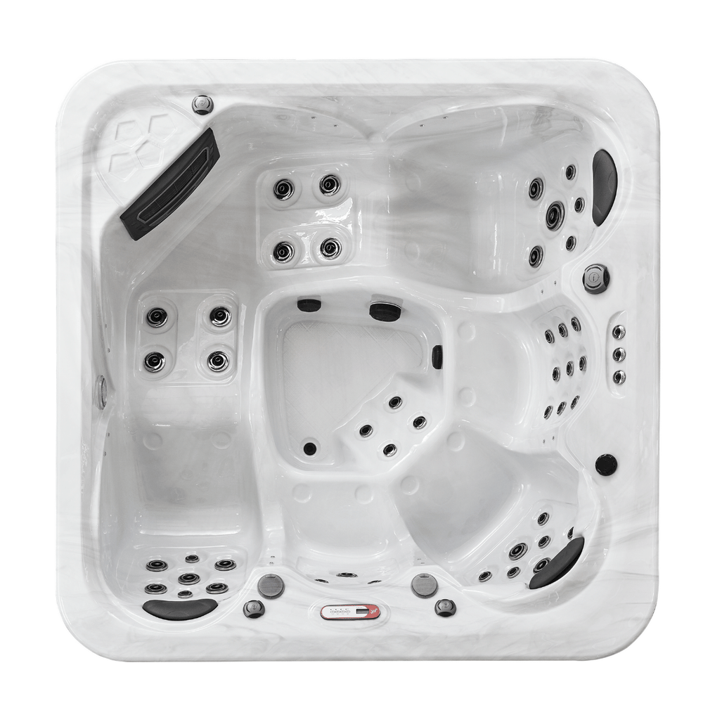 The Beacon 5 Seat Hot Tub by Just Hot Tubs