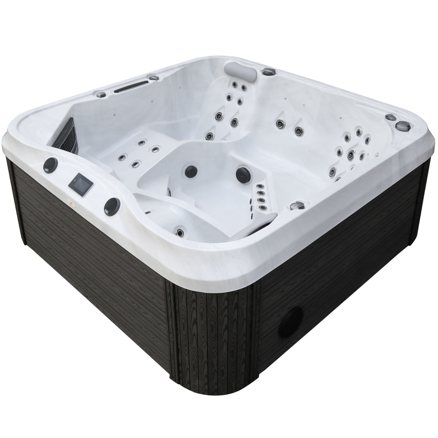 Just Hot Tubs - Luxe Range - Lugna