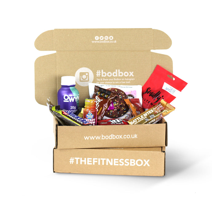 Bodbox Monthly Protein Subscription