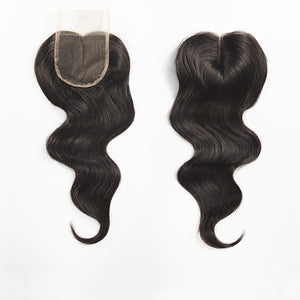 CLOSURES BODY WAVE 4X4- FRENCH LACE