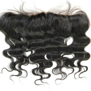 Load image into Gallery viewer, FRONTAL 6 X 13 BODY WAVE- FRENCH LACE