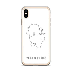 iPhone Cover med Coton De Tulear | ThePupPoster