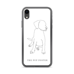 iPhone Cover med Labrador | ThePupPoster