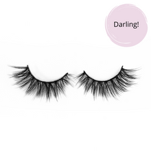 Load image into Gallery viewer, thebarbielash 3d faux mink lashes singapore magic eyeliner lash adhesive reusable eyelashes glamnetic lashes moxielash