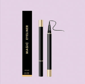MAGIC Eyeliner Saver Kit - BLACK/CLEAR