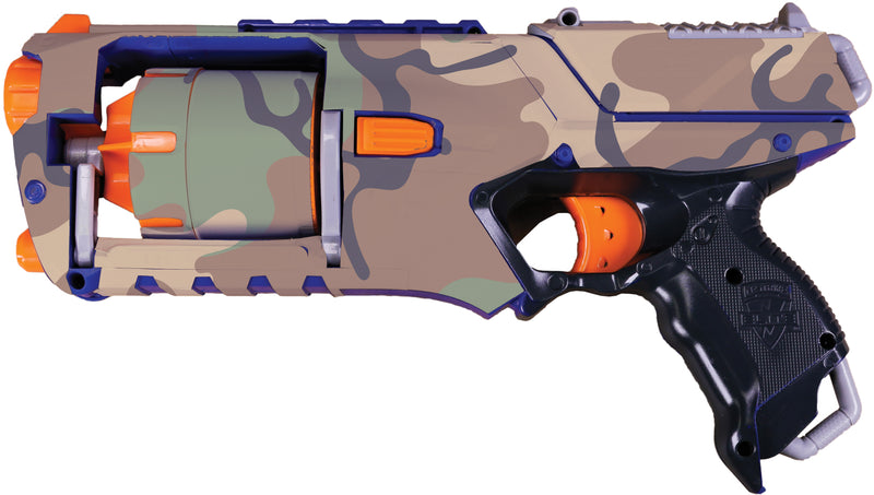 Camo Collection - Nerf Strongarm Custom Skins & Wraps