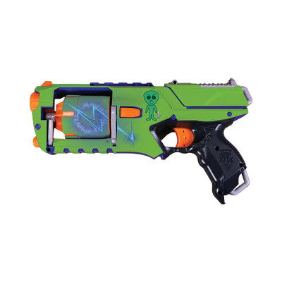 Alien Collection - Nerf Strongarm Custom Skins & Wraps