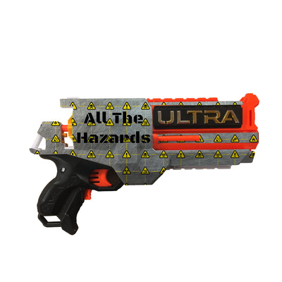 Quarantine Collection - Nerf Ultra 2 Custom Skins & Wraps