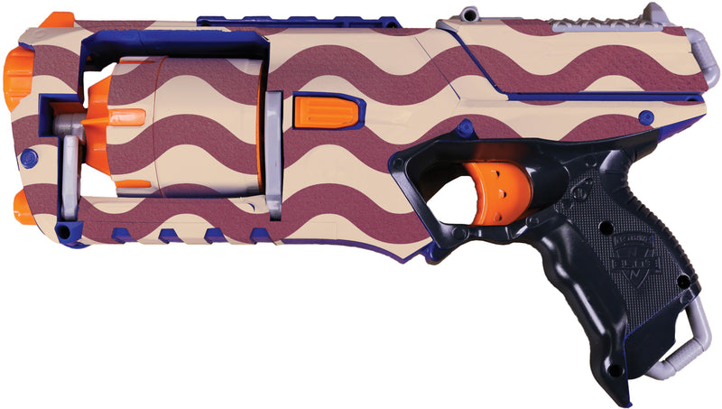 Chevron Collection - Nerf Strongarm Custom Skins & Wraps