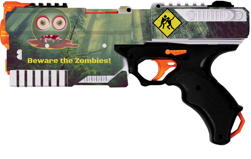 Zombie Collection - Nerf Kronos Custom Skins & Wraps