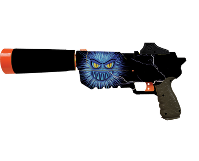 Quarantine Collection - Nerf Fortnite Sp-L Custom Skins & Wraps
