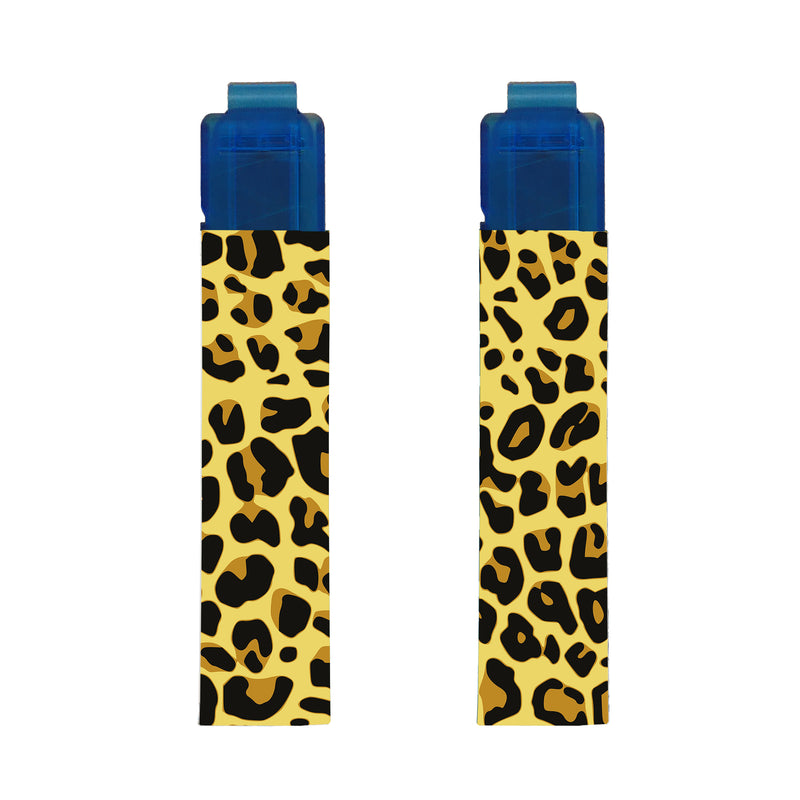 Animal Print Collection - Worker Talon Magazine Custom Skins & Wraps (2-pack)