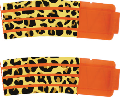 Animal Collection - Nerf Banana Magazine 15-Round Custom Skins & Wraps (2-pack)