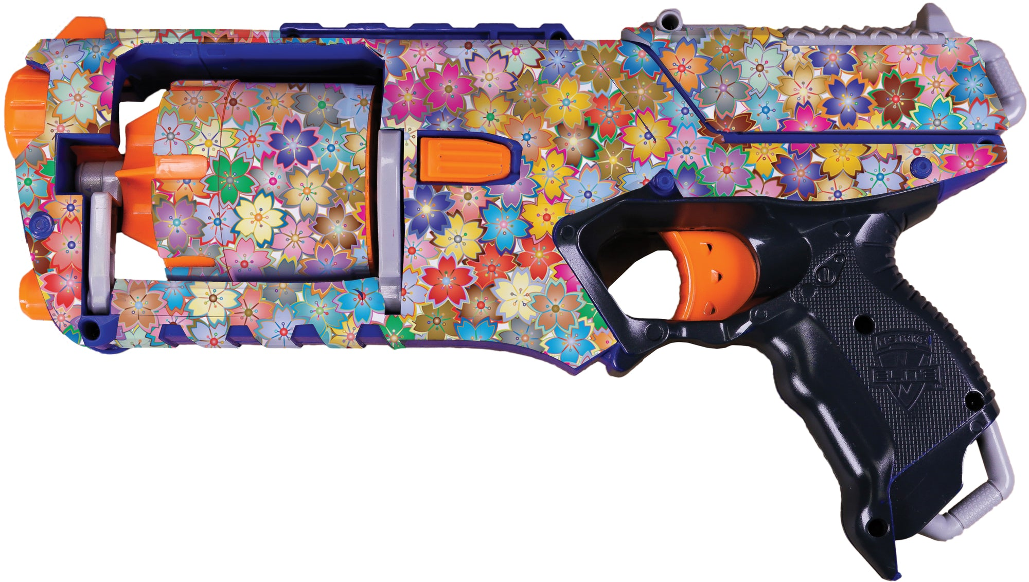 Flowers Collections - Nerf Strongarm Custom Skins & Wraps