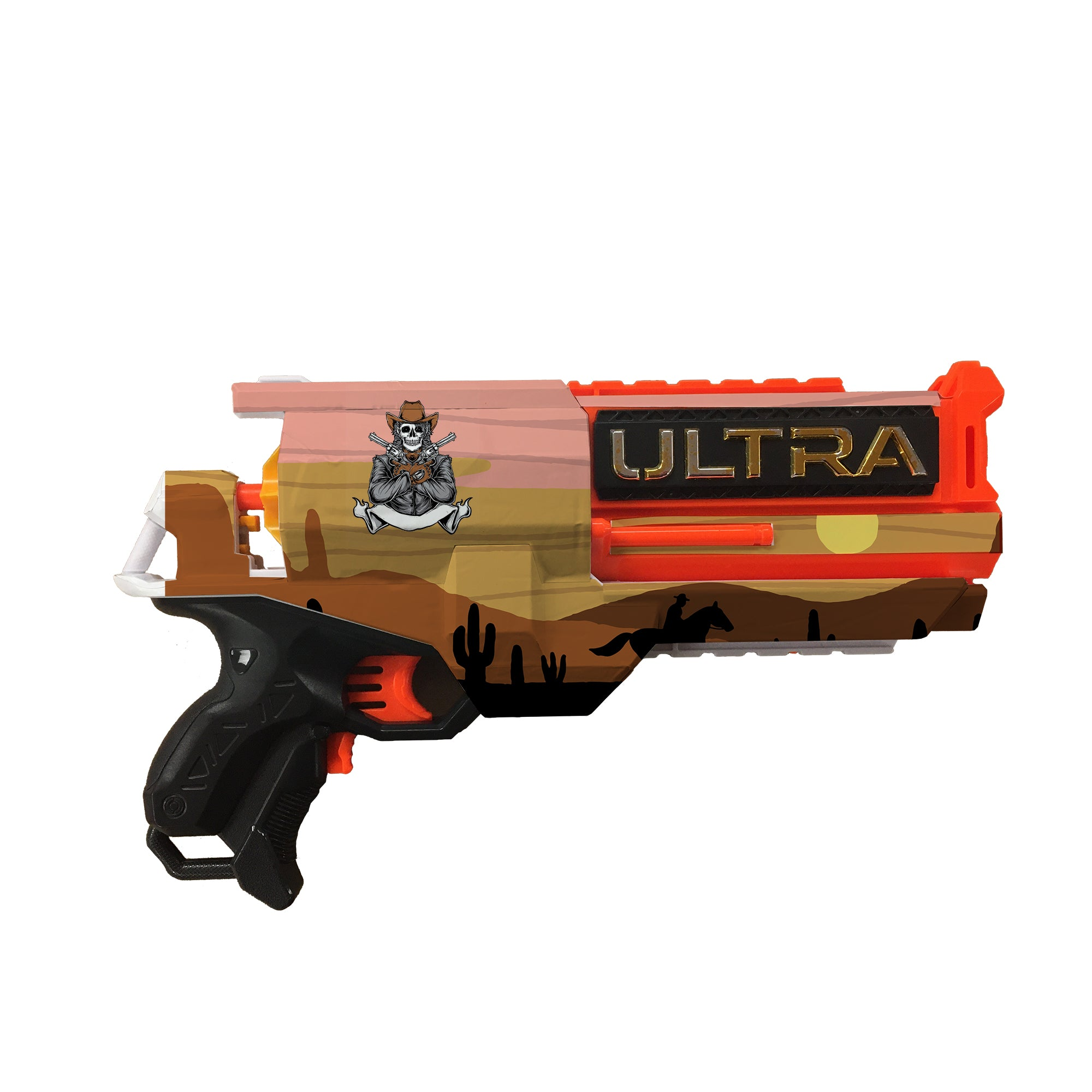Cowboy Collection - Nerf Ultra 2 Custom Skins & Wraps