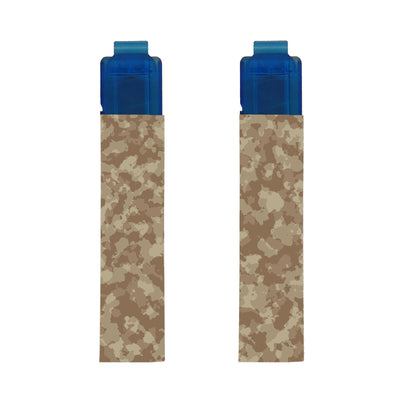Camo Collection - Worker Talon Magazine Custom Skins & Wraps (2-pack)