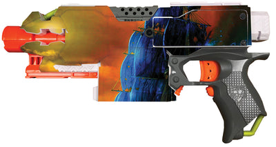Pirate Collection - Nerf Stryfe Custom Skins & Wraps