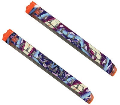 Tribal Collection - Nerf Rival Magazine 12-Round Custom Skins & Wraps (2-pack)
