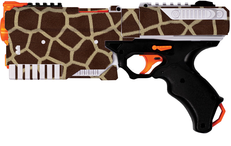 Animal Pattern Collection - Nerf Kronos Custom Skins & Wraps - Nerf Blaster Blastr Wrapz - Custom Modding Sticker Wrap Skins