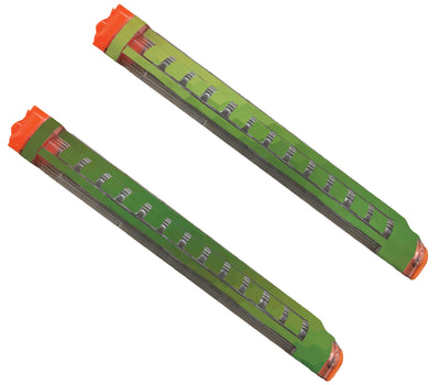 Patterns Collection - Nerf Rival Magazine 12-Round Custom Skins & Wraps (2-pack)