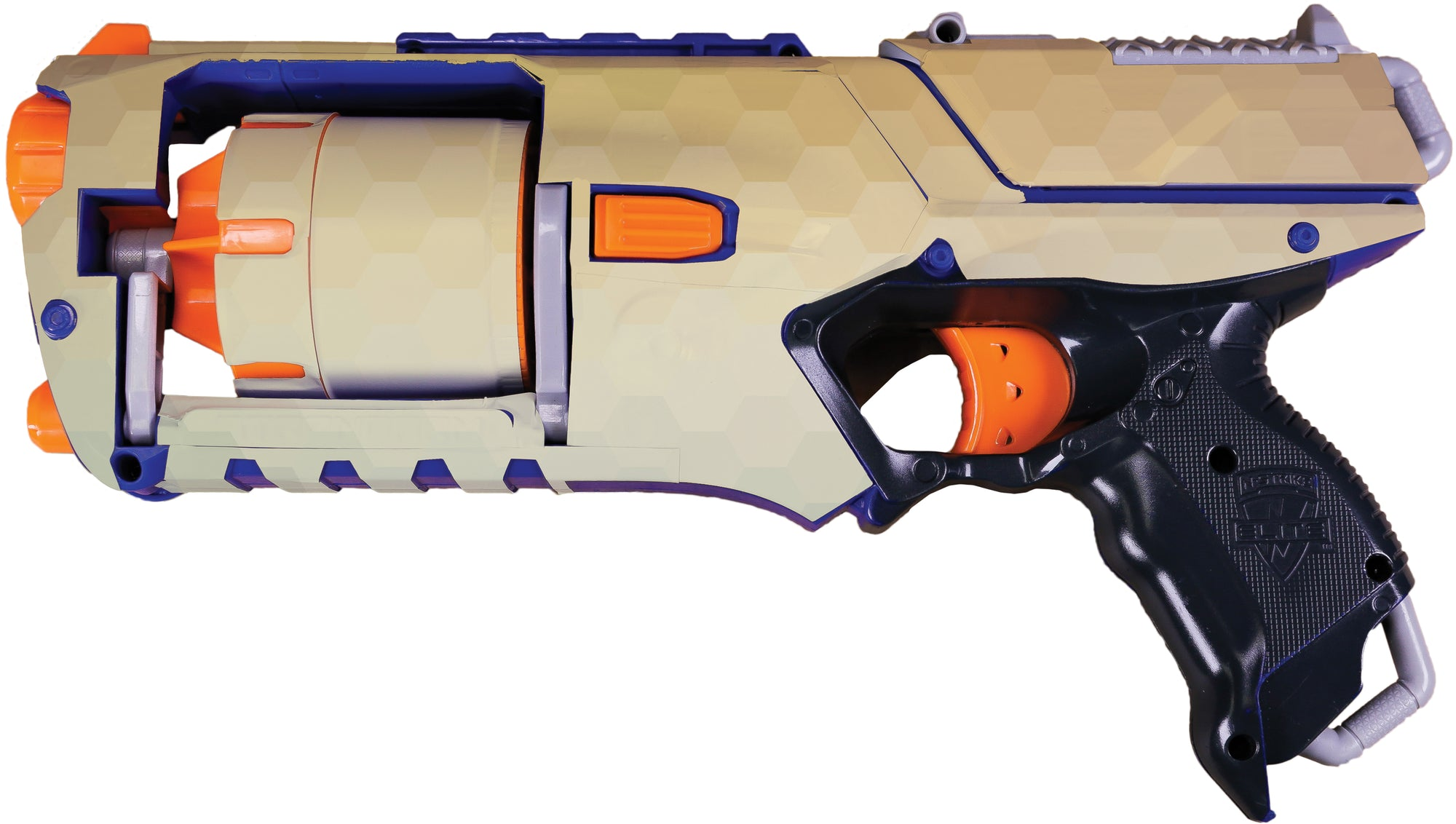 Patterns Collection - Nerf Strongarm Custom Skins & Wraps
