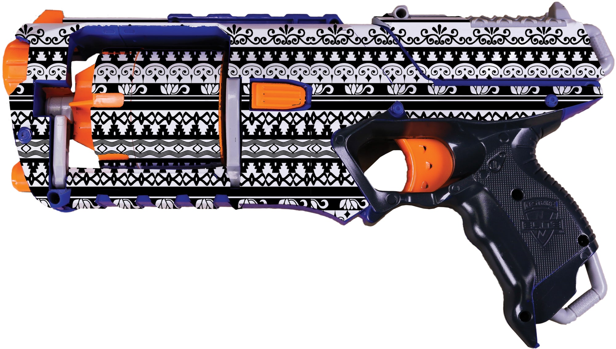 Tribal Collections - Nerf Strongarm Custom Skins & Wraps