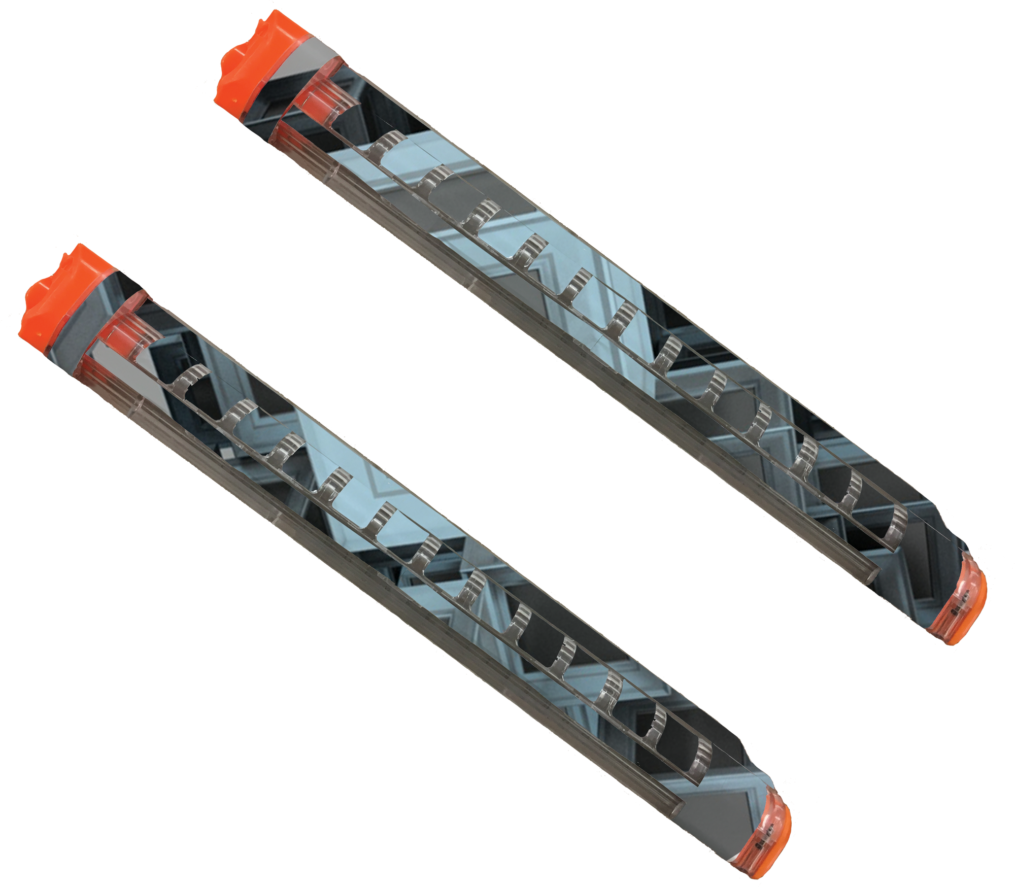 Abstract Collection - Nerf Rival Magazine 12-Round Custom Skins & Wraps (2-pack)