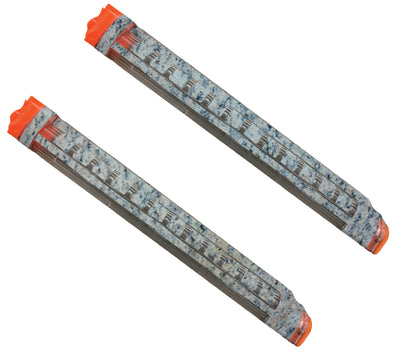 Marble Collection - Nerf Rival Magazine 12-Round Custom Skins & Wraps (2-pack)