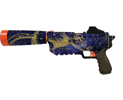 Space Collection - Nerf Fortnite Sp-L Custom Skins & Wraps
