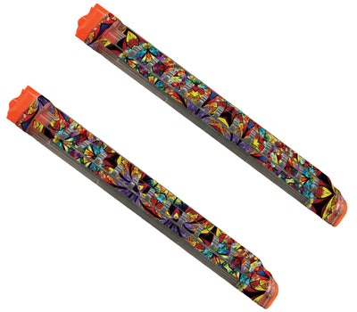 Flowers Collection - Nerf Rival Magazine 12-Round Custom Skins & Wraps (2-pack)