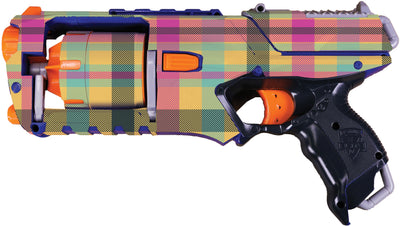 Tartan Collection - Nerf Strongarm Custom Skins & Wraps