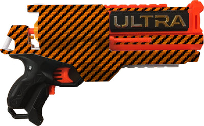 Carbon Fiber Collection - Nerf Ultra 2 Custom Skins & Wraps