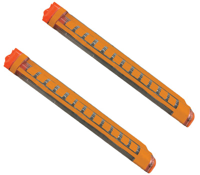 Solid Colors Collection - Nerf Rival Magazine 12-Round Custom Skins & Wraps (2-pack)