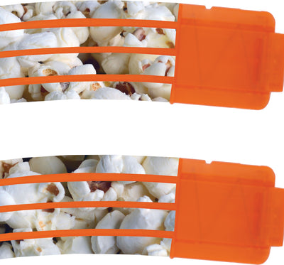 Food Collection - Nerf Banana Magazine 15-Round Custom Skins & Wraps (2-pack)
