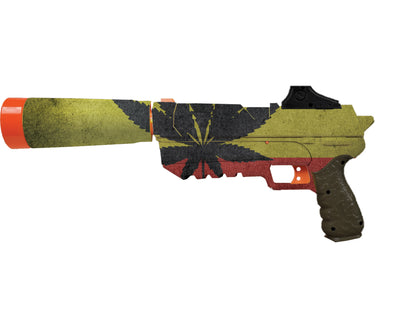 Smoked Out Collection - Nerf Fortnite Sp-L Custom Skins & Wraps