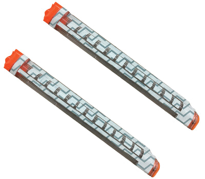 Chevron Collection - Nerf Rival Magazine 12-Round Custom Skins & Wraps (2-pack)