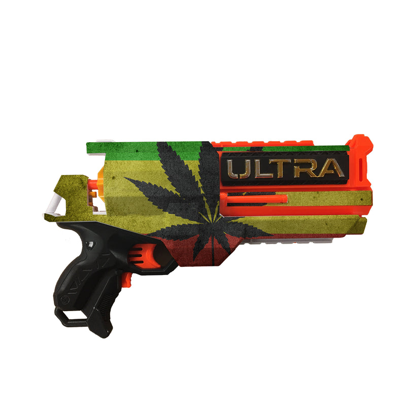 Smoked Out Collection - Nerf Ultra 2 Custom Skins & Wraps