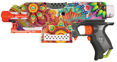 Smoked Out Collection - Nerf Stryfe Custom Skins & Wraps