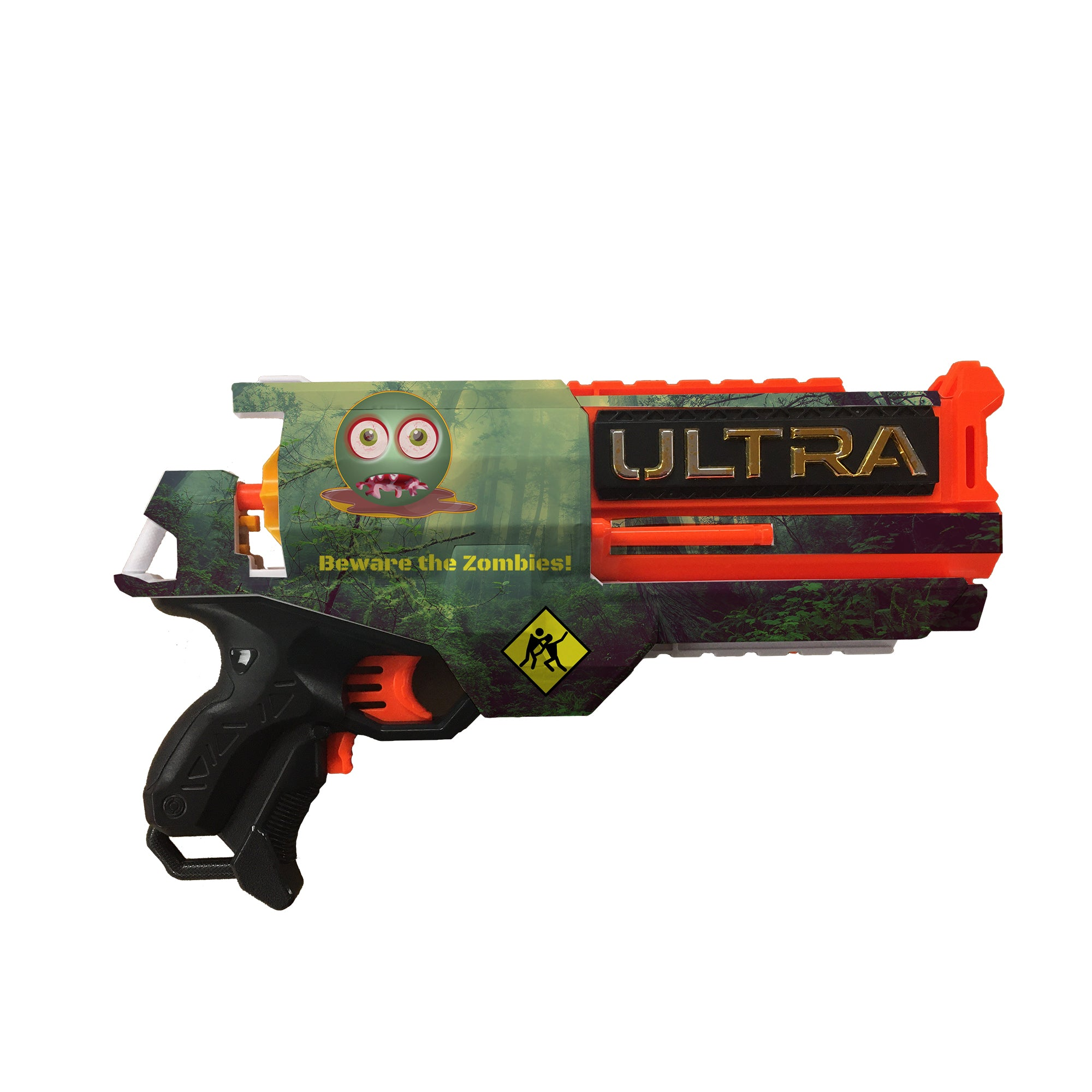 Zombie Collection - Nerf Ultra 2 Custom Skins & Wraps