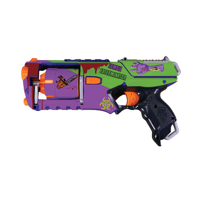 Zombie Collection - Nerf Strongarm Custom Skins & Wraps