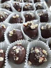 Load image into Gallery viewer, Rum and Hazelnut Truffles