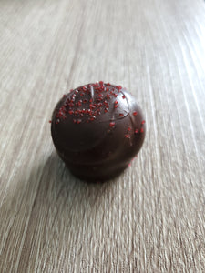 Blood Orange Truffles