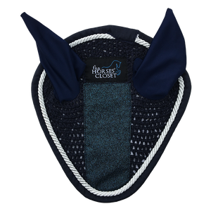 🆕  Fly Bonnet with Glitter & Sparkles - Midnight Blue