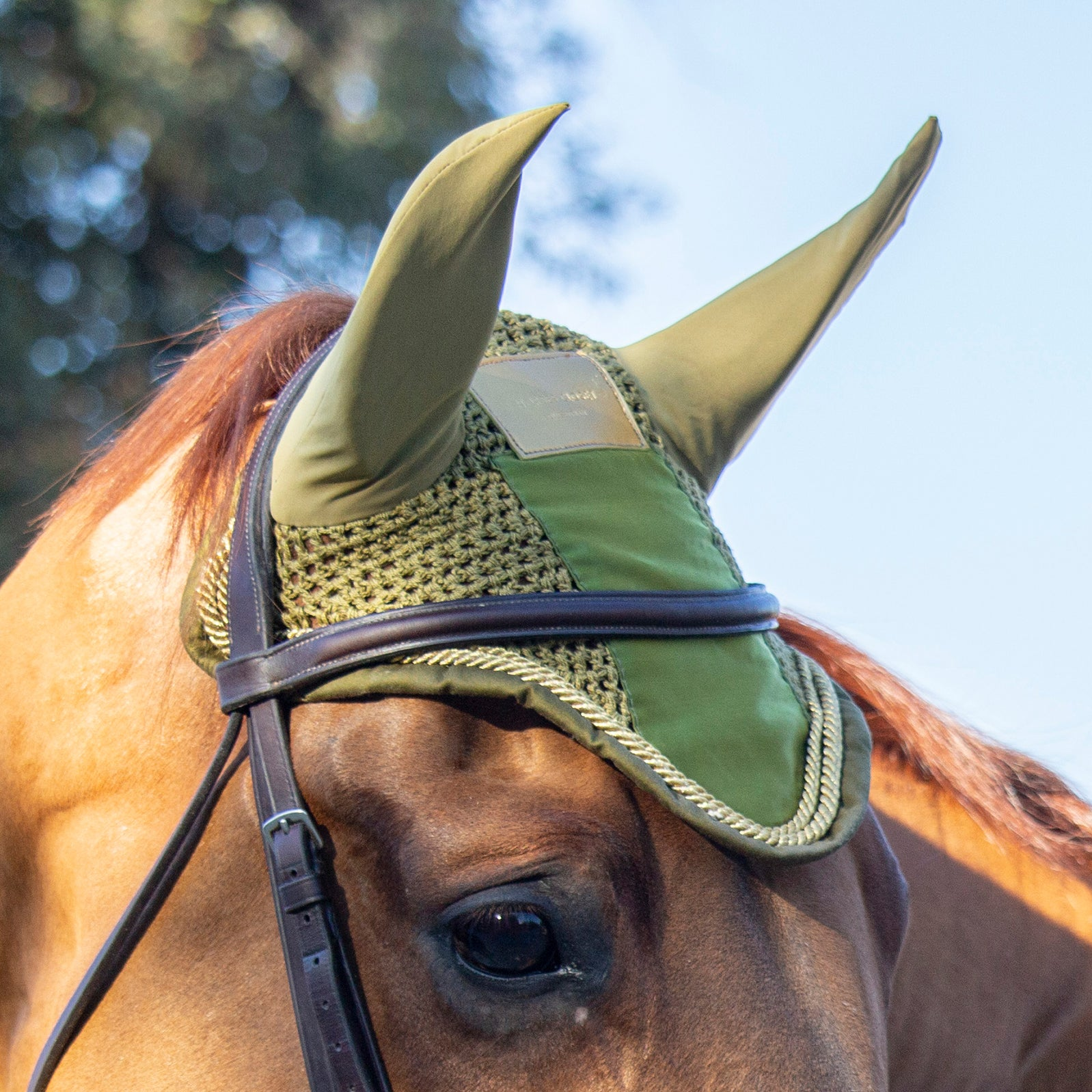 Fly Bonnet Amboise Olive Green