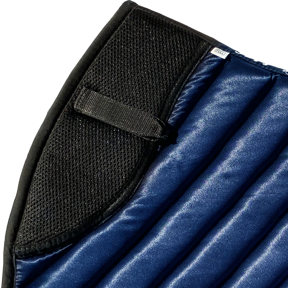 🆕 Dressage Saddle Pad Satin Amboise Collection ⚜️ Midnight Blue