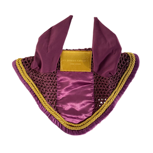 Fly Bonnet Amboise Plum Purple
