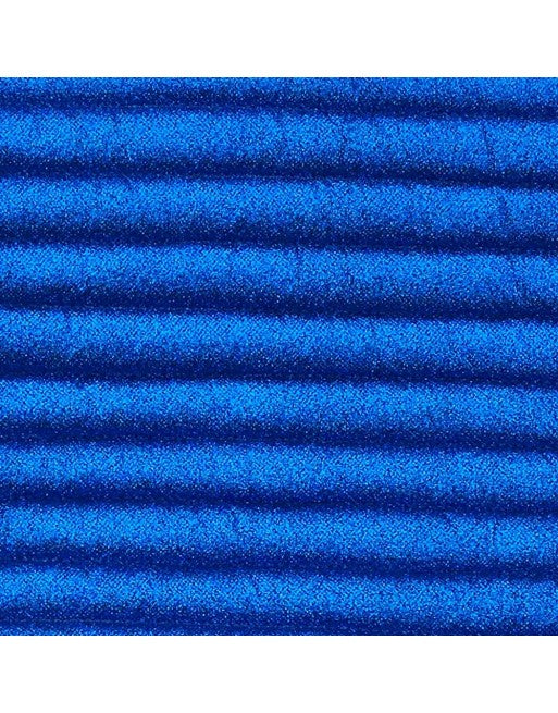 Glitter Sparkly Jumping Saddle Pad Royal Blue